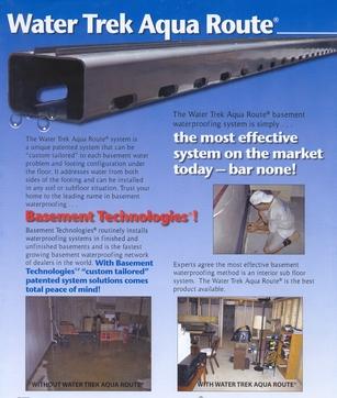 Products & Basement Water Proofing Basement Technologies Basement ...